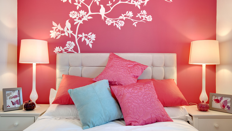 Decorating Your New Home tips for decorating the new home of your dreams with color